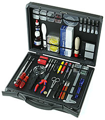 Universal investigation kit B-1000, top part