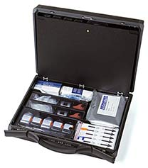Universal investigation kit B-1100, bottom part