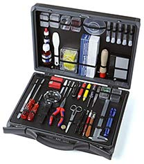 Universal investigation kit B-1100, top part